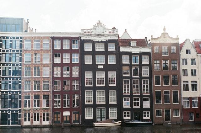 nevelstralen Amsterdam monumentale panden